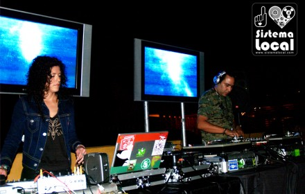DJ YESCA & DEMONLOVER / EL SALVADOR