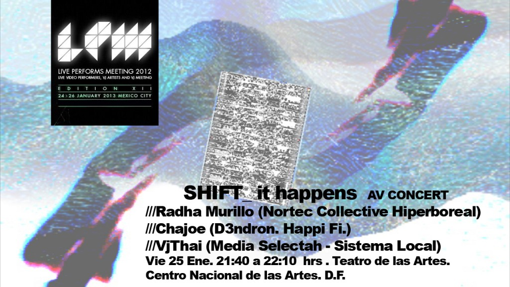 SHIFT HAPPENS LPM